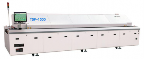 Lead Free Reflow System TOP- series for High-class Application